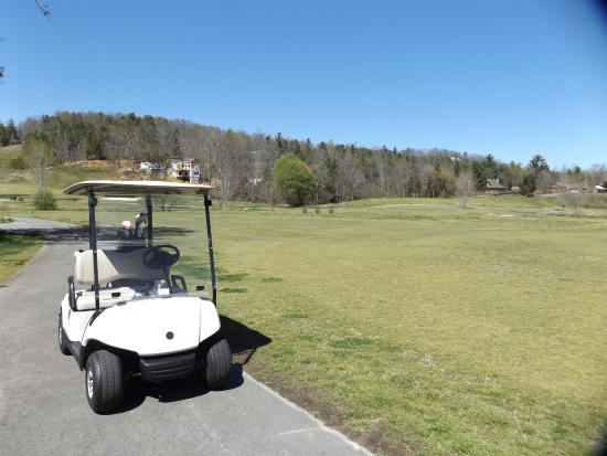 ทาวน์เซนด์, เทนเนสซี: Laurel Valley Golf Course Sunday April 3,2016