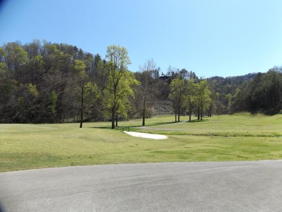 ‪‪Townsend‬, ‪Tennessee‬: Laurel Valley Golf Course Sunday April 3,2016‬
