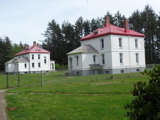 Ilwaco, วอชิงตัน: Historical houses can be rented.
