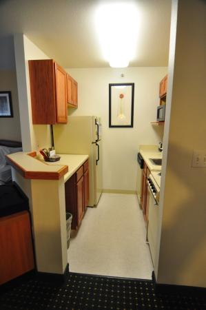 king size bedroom in suite picture of towneplace suites east rh tripadvisor com