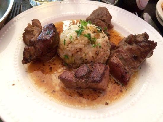Bistro One - Mediterranean Restaurant - 122 E Main St in ...