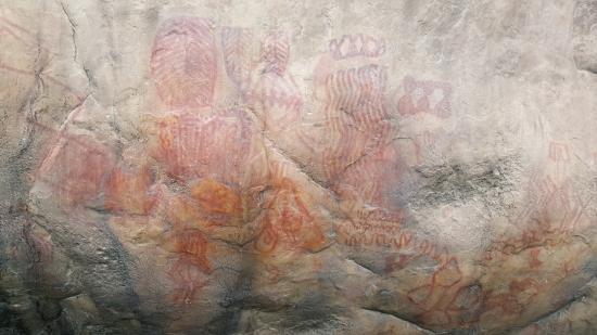 Piedras del Tunjo Archaeological Park: Vista del parque.