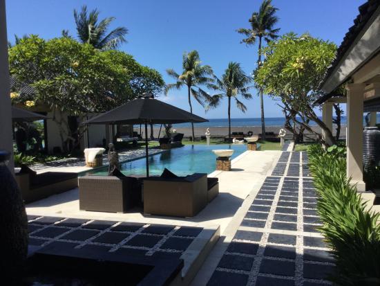 Ketewel, Indonesia: Het heerlijke zwembad