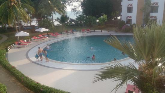 Palmeraie Beach Hotel : 棕櫚樹海灘酒店