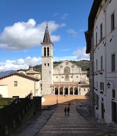Duomo, Spoleto