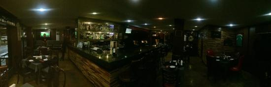 La Pampa : Panoramic view of the restaurant