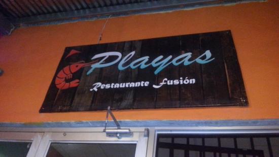 Panama Province, Panama: Restaurante Playas en Coronado