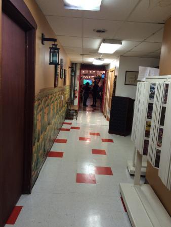 Woodbury, Nueva Jersey: Great Mexican hidden in back very quaint !!