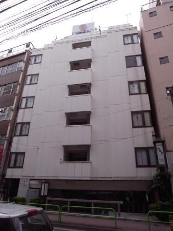 Yoshiike Hotel: 正面外観
