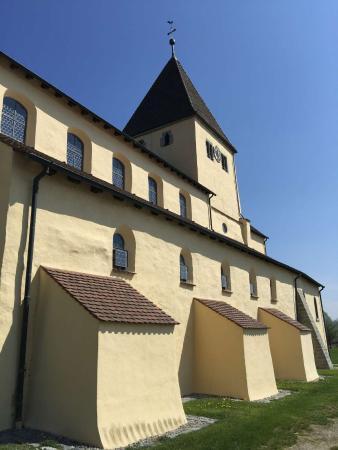Reichenau, Deutschland: Die Kirche Sankt Georg