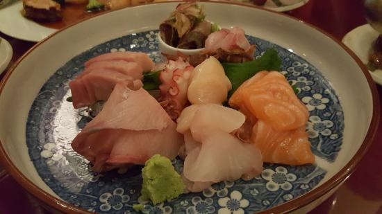 Katsuno: Sashimi at it's finest- really fresh fish but so so expensive-you do pay for what you get!