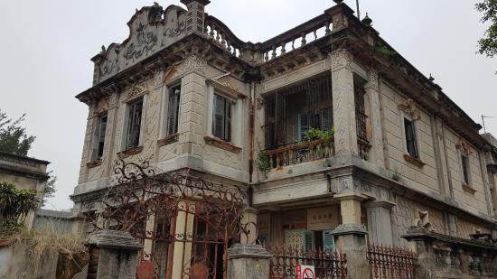 Chen Shih-Yin Western-Style House