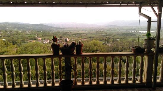 Ristorane Villa Tizzi