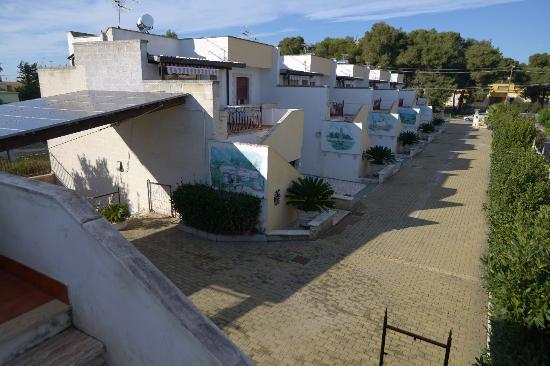 Pino Residence : esterno residence
