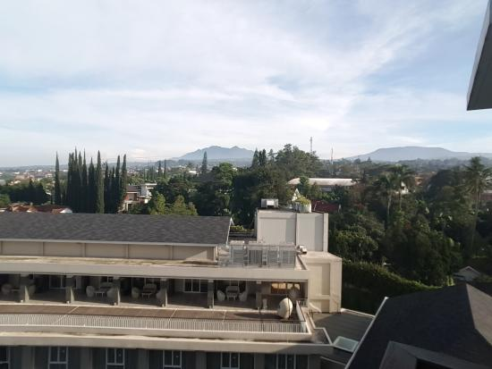 view from hotel room picture of grand mercure bandung setiabudi rh tripadvisor co za