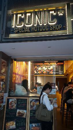 ICONIC H Special Hotdog Shop