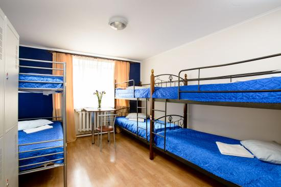 Gar'is Hostel: 6-bed dorm