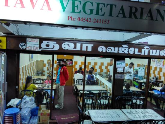 Tava: small space with lot of taste