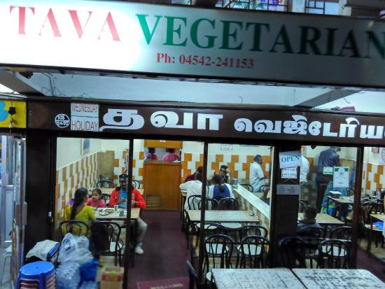 Tava: homely food with extra taste