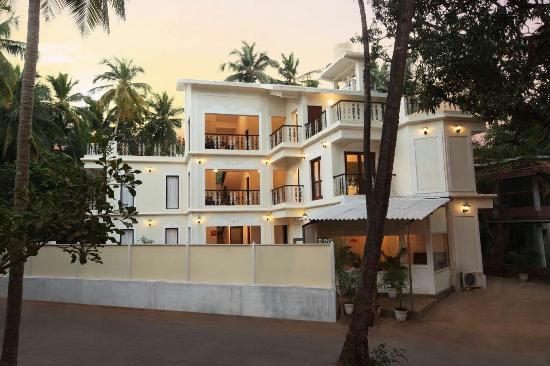 Anjuna, Indien: Bayluxe Hotel