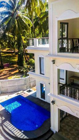 Anjuna, India: Bayluxe Hotel