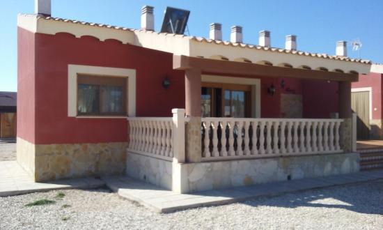 Archivel, إسبانيا: La casa