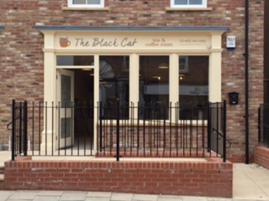 Black Cat Cafe Hessle
