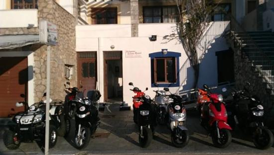 Kalymnos Scooter Rental