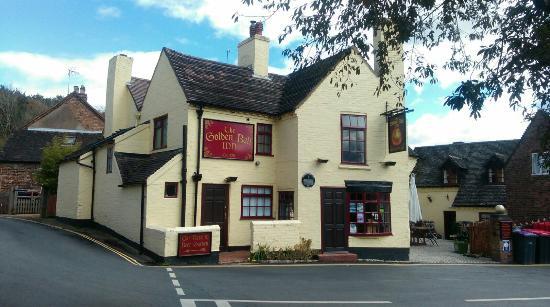 The Golden Ball Inn