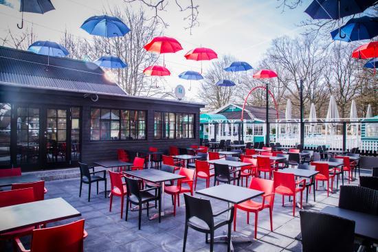 De 10 bedste restauranter i nærheden af Bakken (Dyrehavsbakken)