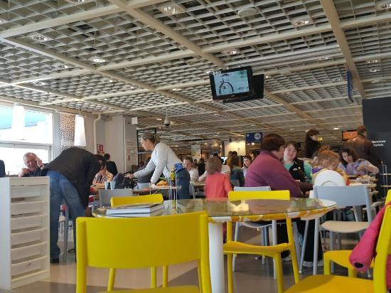 икеа Picture Of Restaurant Ikea Moscow Tripadvisor