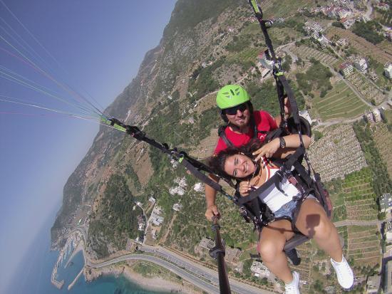 Ulusky Tandem Paragliding