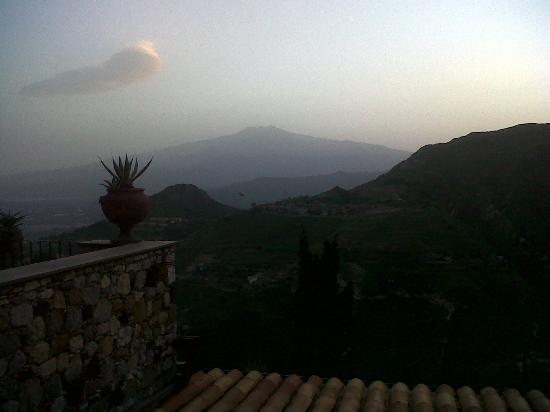 Hotel Villa Sonia: The view!