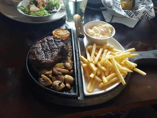 Worsley, UK: 5 oz Rump steak for £5.49