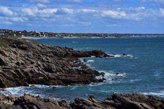 Plouhinec, Frankrike: les sentiers côtiers