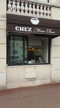 Chez Mme chau