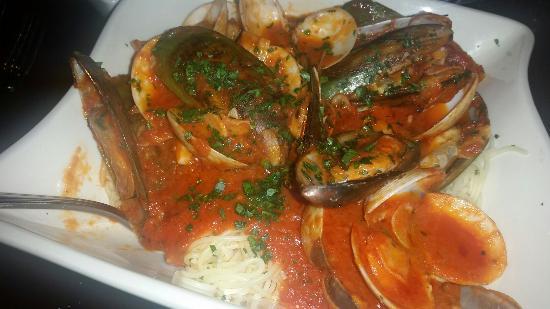 Brass City Bistro: A tasty array of Italian cuisine.