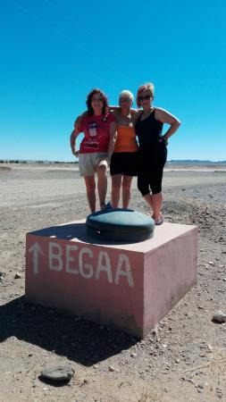 เมอร์ซูกา, โมร็อกโก: Mi gran aventura en el desierto,con dos amigas y junto a nuestro excelente guia Ali.