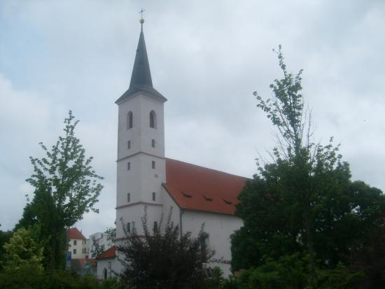 St. Margaret's Church (Kostel sv. Markety)