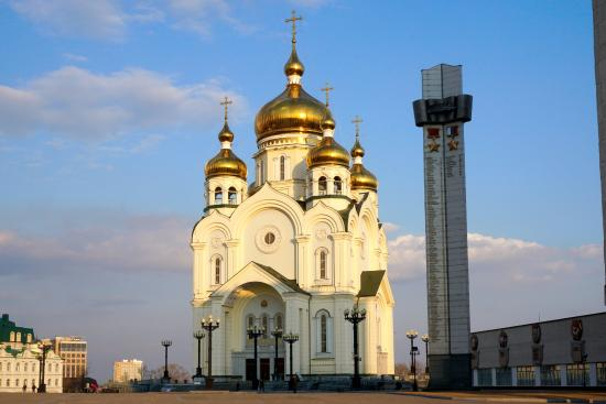‪Spaso-Transfiguration Cathedral‬