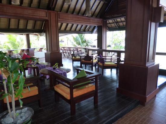 Amata Resort and Spa : upstairs bar