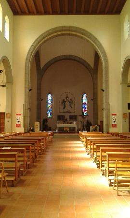 Alfonsine, Italia: Interno della chiesa