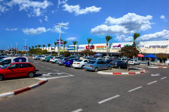 BIG Regba Shopping Center