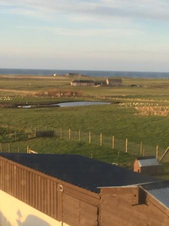 Deerness, UK: Room with a View