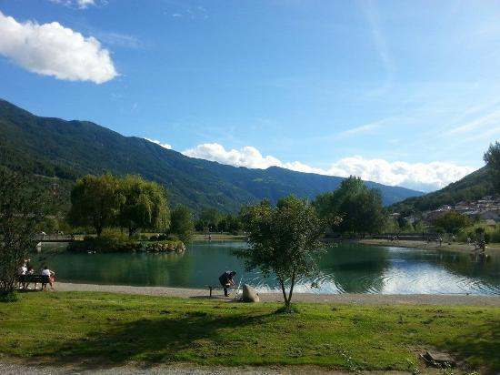 Grosotto, Italy: Il lago