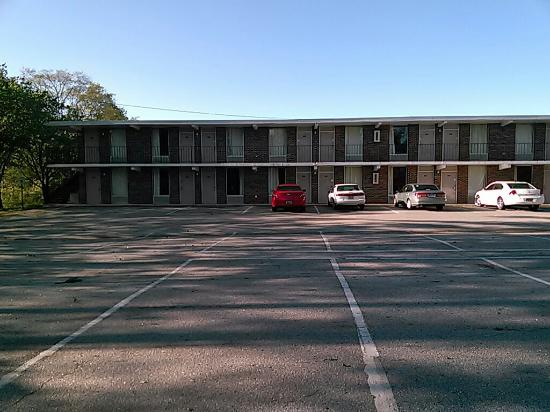 Winnsboro, Южная Каролина: Fairfield Motel