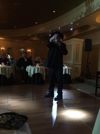 Hampton, NJ: First comedy night at the Farmhouse