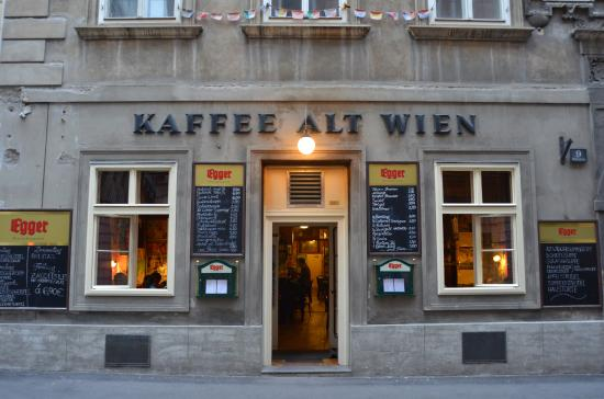 Hotel Furstenhof: my favorite Cafe not far from the hotel