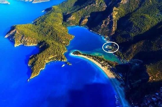 Sea Horse Beach Club: Blue Lagoon Oludeniz