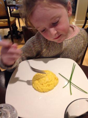 Drogheda, İrlanda: Delicious breakfast